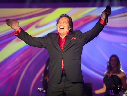 Engelbert Humperdinck performs at Talking Stick Resort