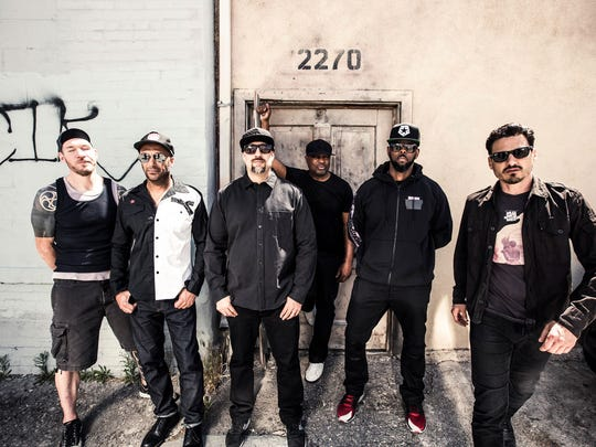 Prophets of Rage is a supergroup with members of Rage