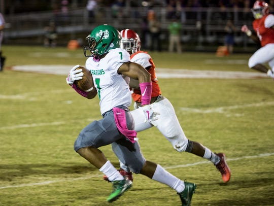 Greg Williams and White Station get another shot at undefeated Germantown on Friday.