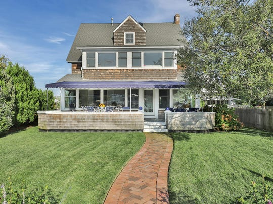 Classic home at 942 Barnegat  Lane in Mantoloking.