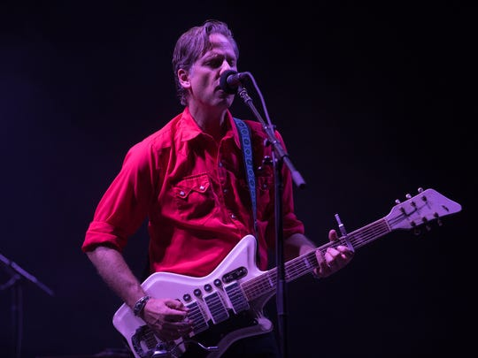 Calexico performs at day one of the Lost Lake Festival