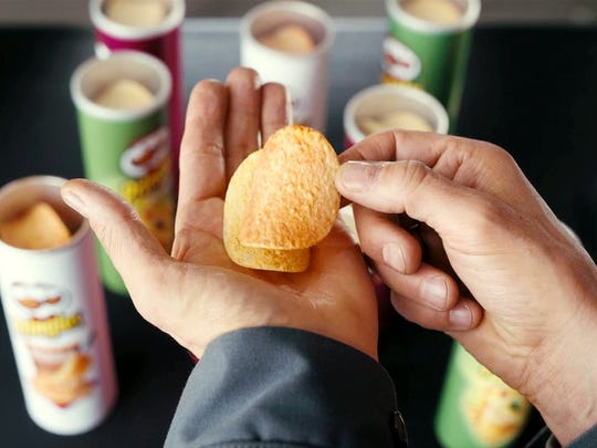 Pringles are the favorite chip brand for Cincinnati Bengals fans, according to a new study.