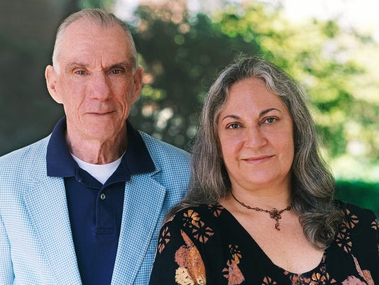 Bob Jahn and Brenda Dunne