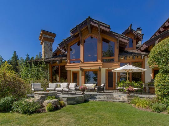 "Residence 13 is for sale for $3.749 million at Fleur du Lac Estates on the West Shore of Lake Tahoe. The original estate appeared in several scenes in the film ""The Godfather Part II"" in 1974."