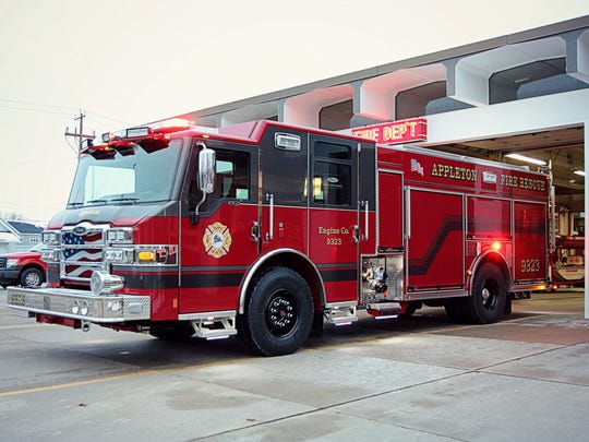 Pierce Manufacturing delivered its 2,000th Pierce Ultimate Configuration pumper last month. The fire engine happened to end up at the Appleton Fire Department.