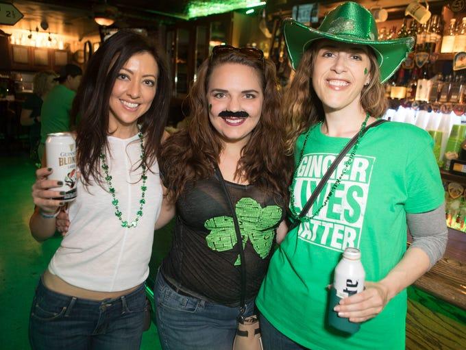 Seamus McCaffrey's Irish Pub & Restaurant hosted a