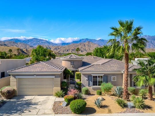 Cathedral City is a seller's market, with a tighter