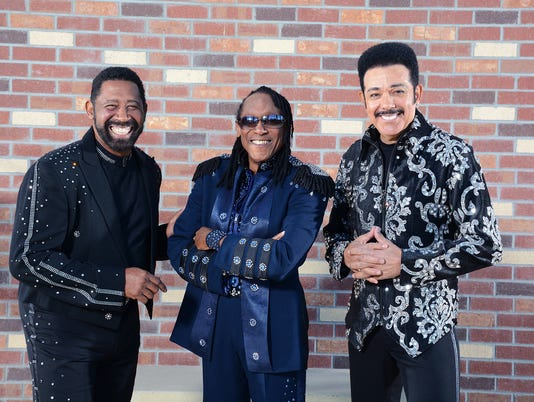 The Commodores Concert Eastside Cannery Casino Las Vegas November 14, 2015