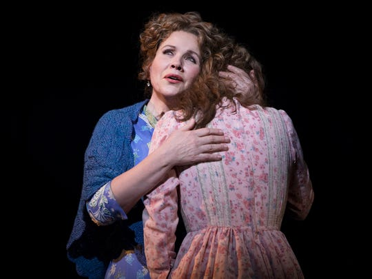 "Renée Fleming and Jessie Mueller star in ""Rodgers & Hammerstein's Carousel."""
