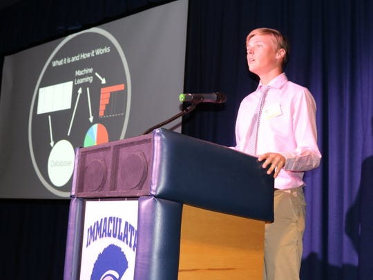 Next year, the school's AP Capstone Program will be