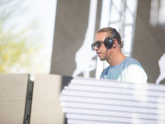 Diplo at Talking Stick Resort