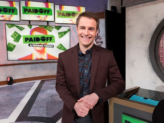 Glen Rock native Michael Torpey hosts a new gameshow on truTV where contestants compete to pay off their student loans.