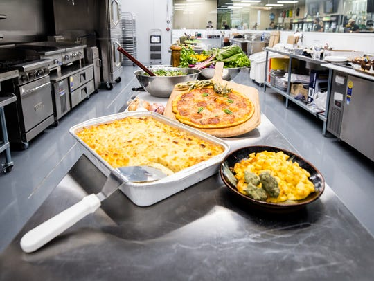 The Mint Dispensary will serve medical marijuana-infused meals like pizza and pasta which will be able for take out.