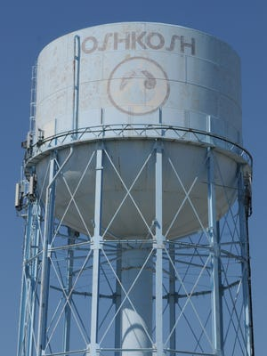 The City of Oshkosh will build a new water tower next to the current one along Marion Road. The City of Oshkosh is potentially looking at relocating or replacing the downtown water tower located between Marion Rd and Pearl Ave.