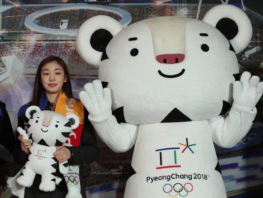 AP SKOREA OLYMPICS TICKETS S OLY FILE KOR
