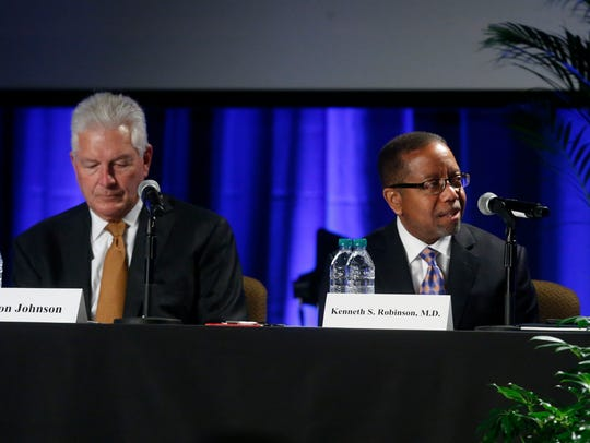 Milton Johnson, Chairman and CEO of HCA Healthcare,