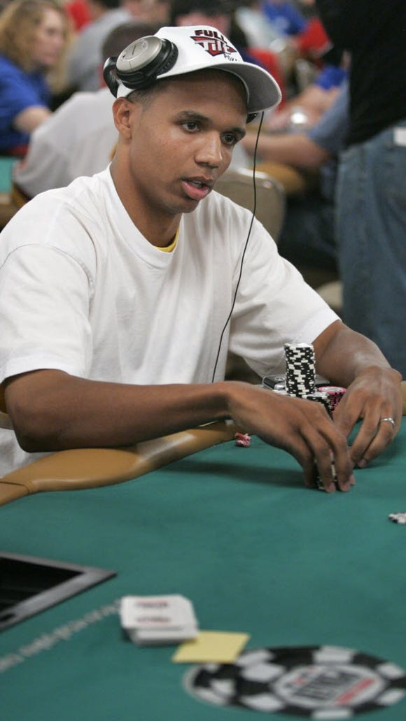 Poker player Phil Ivey has been fighting Borgata in