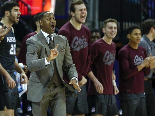 NCAA Basketball: Montana at Washington
