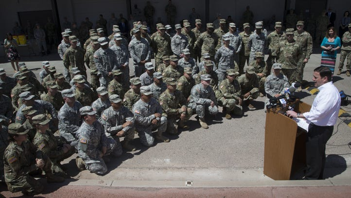 Former National Guard soldiers saw successes, challenges during past border missions