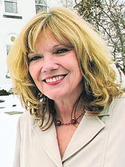 Pam McConeghy, president of the Brighton Chamber of
