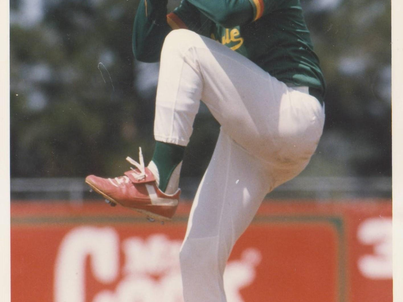 Pitcher Benji Grigsby of the Lafayette High-based Mr. Cook Burners played in the era of the local American Legion baseball heyday. Grigsby was a first-round draft pick of the Oakland A's in 1992. These days, prospects of that level play on out-of-town travel teams.