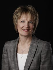 Margaret Buchanan, former publisher of The Cincinnati Enquirer/cincinnati.com, steps down as chairwoman of the board of directors at UC Health; she and her family are moving to Boise, Idaho.