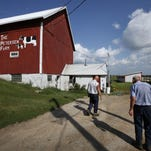 Wisconsin ranks second in the country in exports of dairy products.