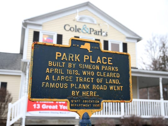 Cole & Parks, at 607 Rowley Road in Victor, on Saturday,