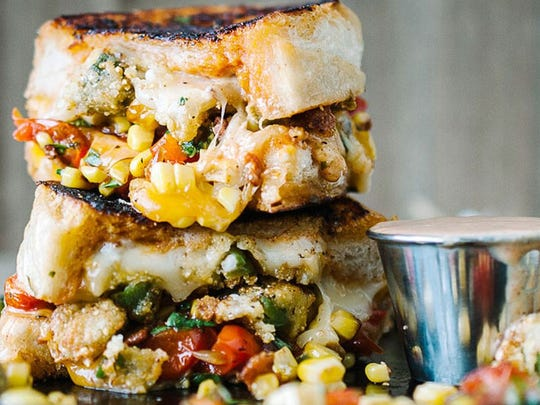A panel of culinary experts tasted, deliberated and ultimately selected The Mississippi Comeback as the winner of the sixth annual Grilled Cheese Academy Recipe Showdown competition.