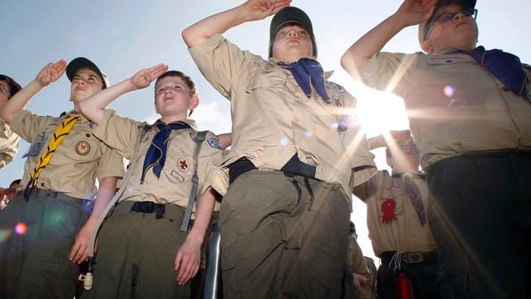 Boy Scouts will start their annual popcorn sale this month. Funds help to send scouts to camp.