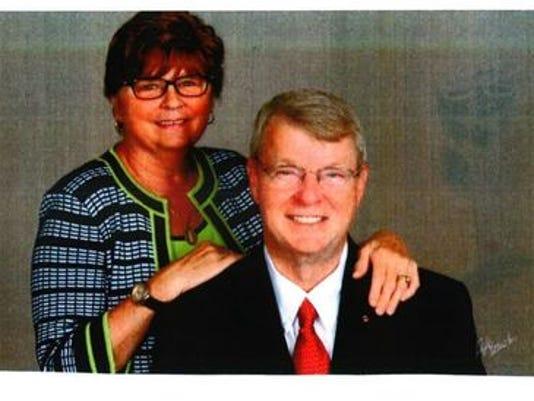 Anniversaries: Charles Maurer & Tonya Maurer
