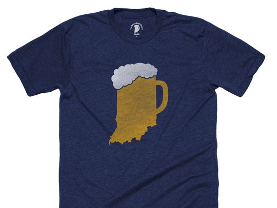 DrINk Indiana tee from The Shop.