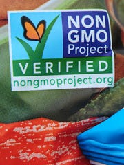 Non GMO Project verified food labels