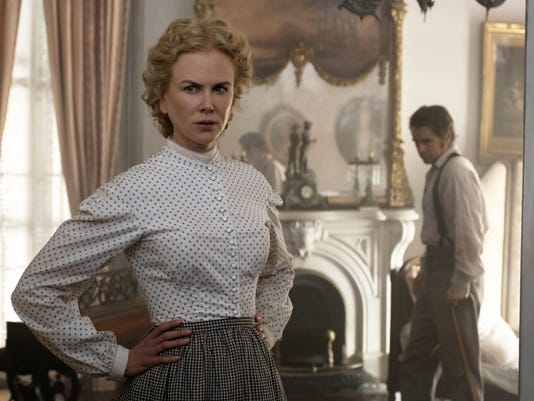 Film Review The Beguiled