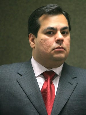Rachel Denny Clow/Caller-Times Appeals court justices reversed a judge's order granting Mauricio Celis another trial.