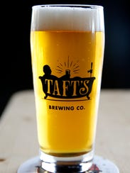 Skronk Juice by Taft's Brewing Company. Taft's Brewing