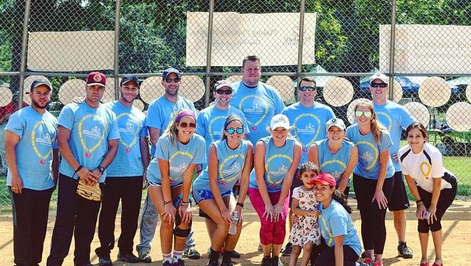 Children's Specialized Hospital softball team steps up to the plate to make miracles happen at the annual Playball 4 Miracles Charity Softball Tournament.