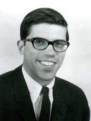 Dick Resch in the early years.