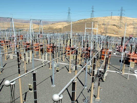 Oregon Converter Station Sends Energy To California