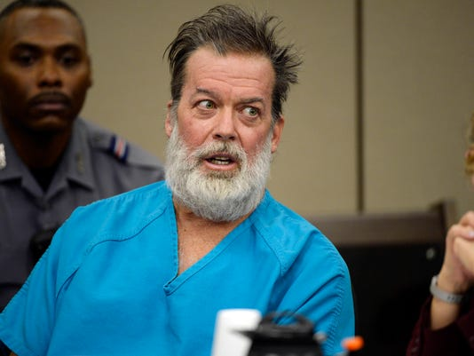 AP PLANNED PARENTHOOD SHOOTING A FILE USA CO