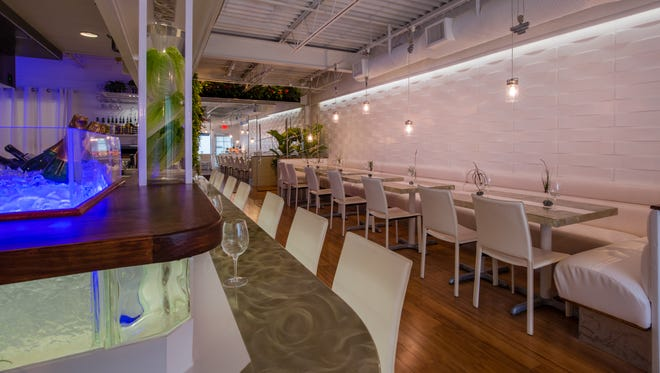 Blanc opened last week in the former Oyster Shell space in south Fort Myers.