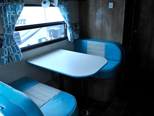 The Gulf Stream Vintage Cruiser trailer might appeal