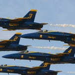 Blue Angels wow fans as 70th season comes to close