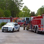 Fire extinguished in UWF student apartments; no injuries reported
