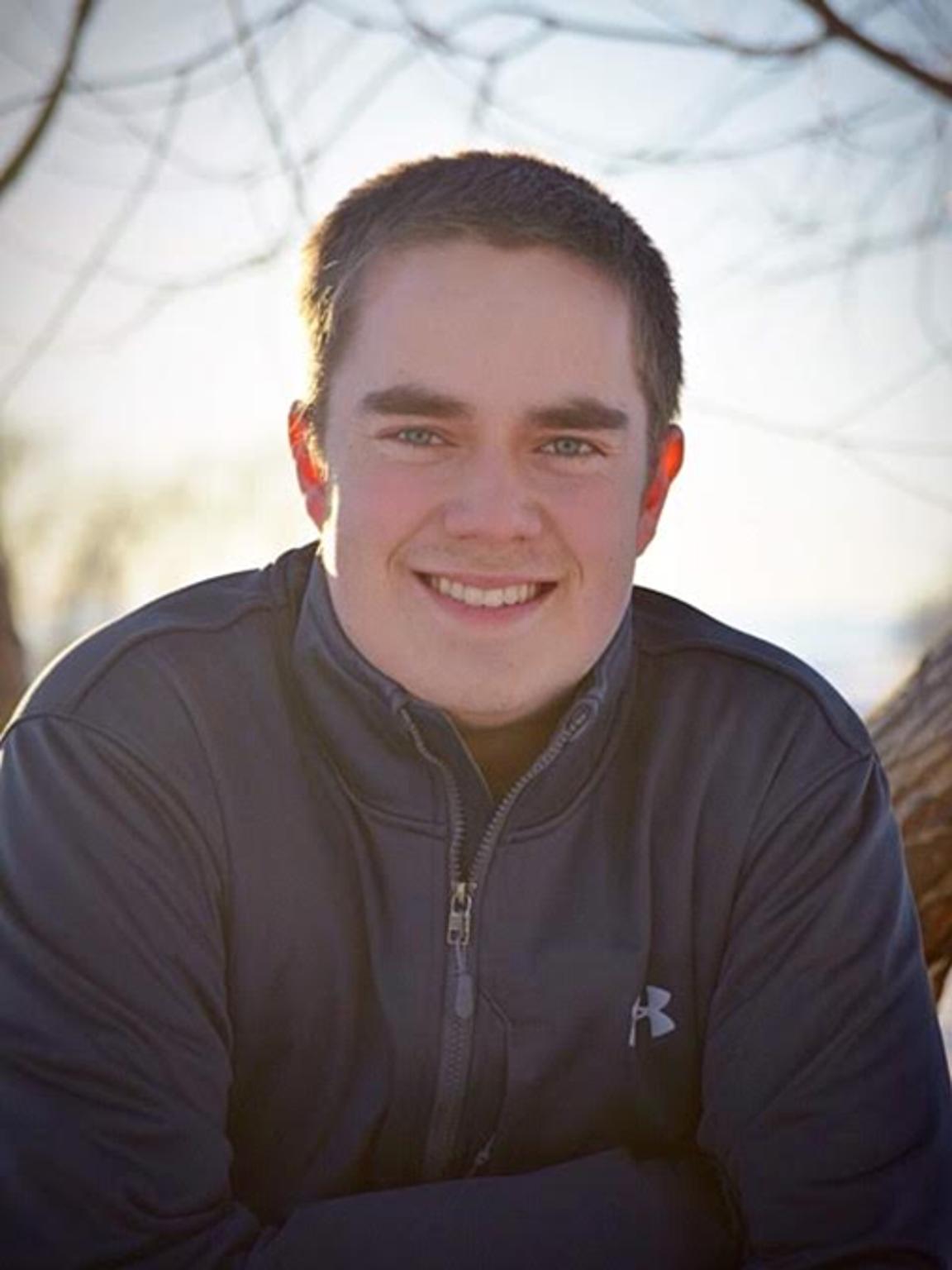 Winston Fee is a senior at Fairfield High School.