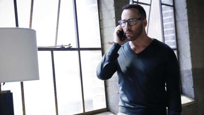 """Jeremy Piven stars in the new crime drama TV series """"Wisdom of the Crowd."""" All 13 episodes of the series will air, but the network said Monday it won't order any more this season."""