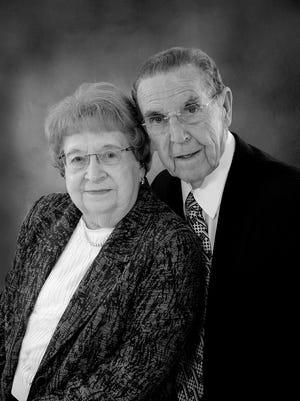 Vernon and Eleanor Hubele