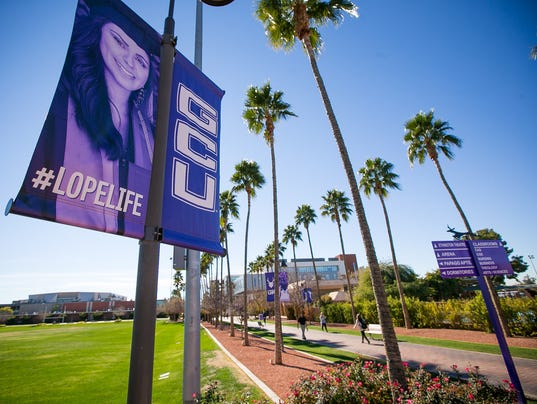 GCU nursing program