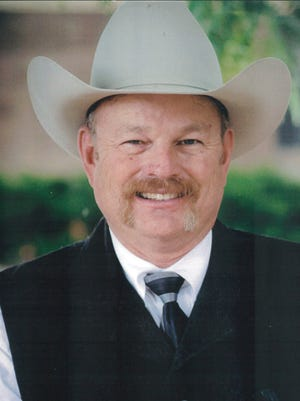 Sheriff Robert Shepperd is running for a second term.
