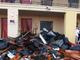 Árboles caídos, viviendas dañadas, autos inundados